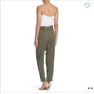 Pants & Jumpsuits - Brand new never worn High Waisted Paper bag pants!